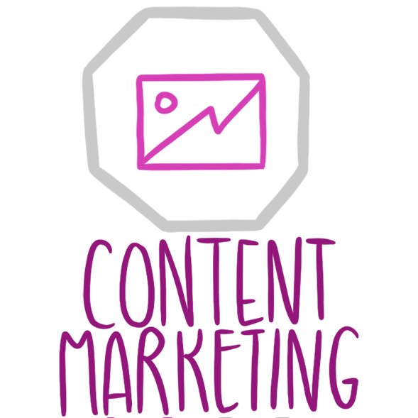 Blogcategorie content marketing